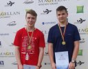 Zelenograd residents became the winners of the World Cup in aircraft modeling